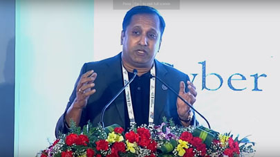 Tobby Simon's speech at AERO India 2019