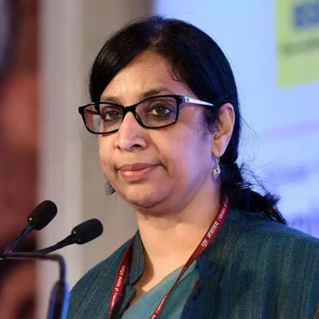 Aruna Sundararajan, IAS Secretary, Department of Telecom, Government of India