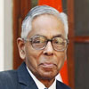 M. K. Narayanan Former Governor of West Bengal, Former NSA GOI and Former Director of IB
