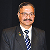 Lt Gen Rajesh Pant Chief of National Cyber Coordination Centre (NCCC).He is a founding member of India's indigenous Electronic Warfare (EW) programme and has more than 10 years of experience in top level Defense IT and Telecom training centre.