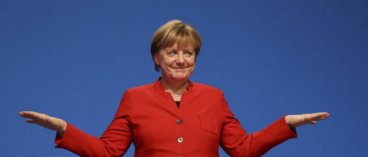 Merkel optimistic about coalition