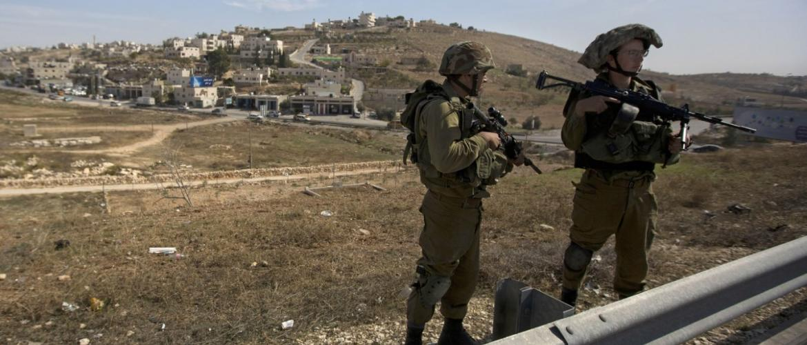 Violence again in West Bank