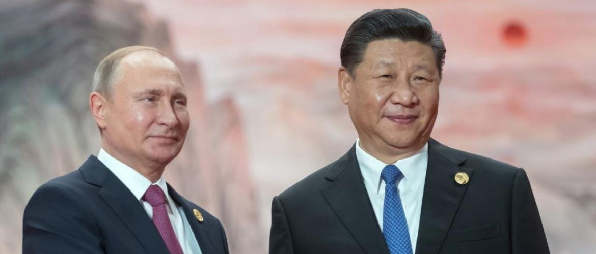 Washington is driving China and Russia closer than before