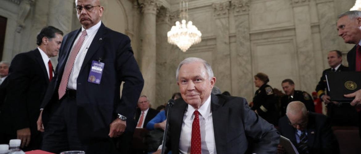 Trump cabinet: Senate confirms Jeff Sessions as attorney general
