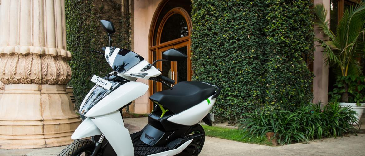 India's electric two-wheeler market