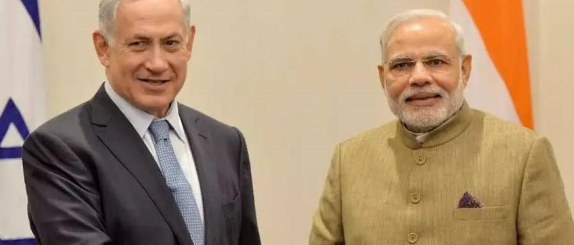 India-Israel to solidify ties