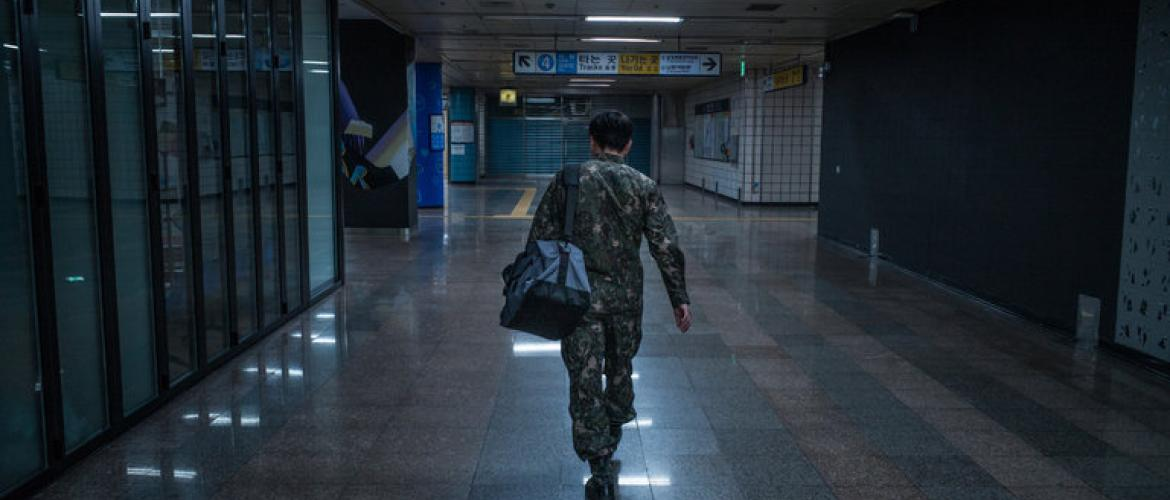 South Korea's military discriminating based on sexual orientation