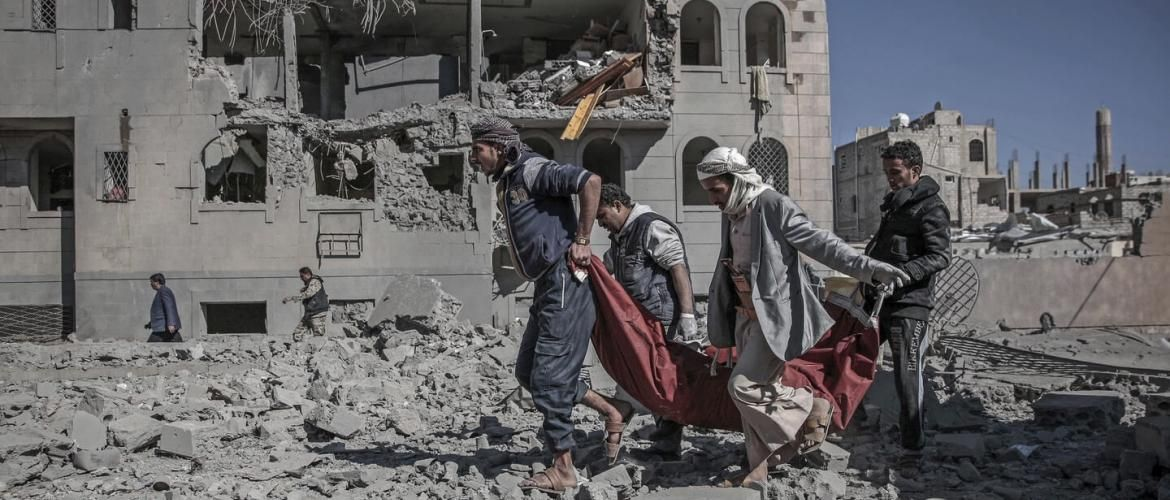 Yemen: who is fuelling the war?