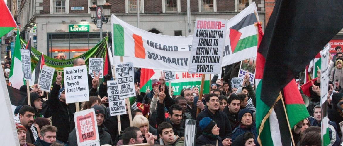 Ireland to Prohibit Trade With Occupied Territories?