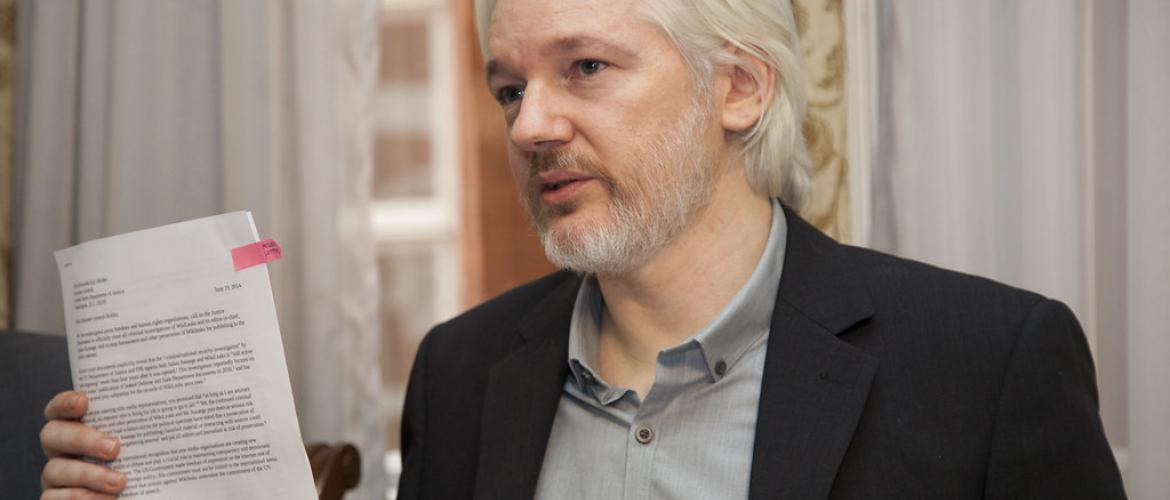 Julian Assange: A Case of Journalism, Hacking and Espionage