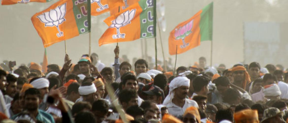 The BJP Cadres in Poll-Bound Uttar Pradesh