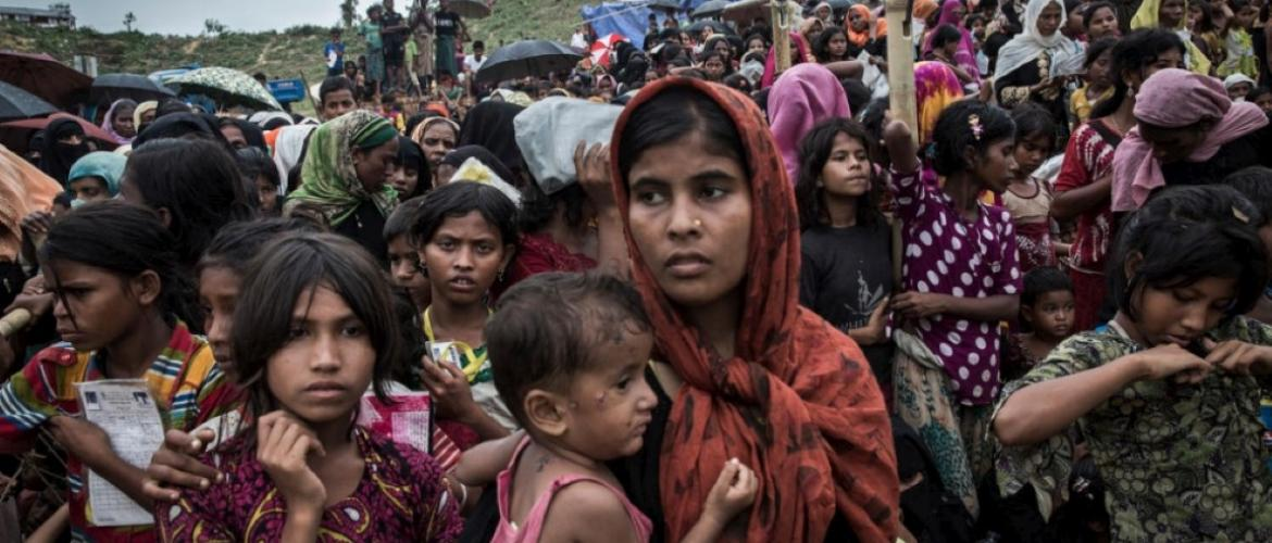 Myanmar to sign MoU for Rohingya Repatriation