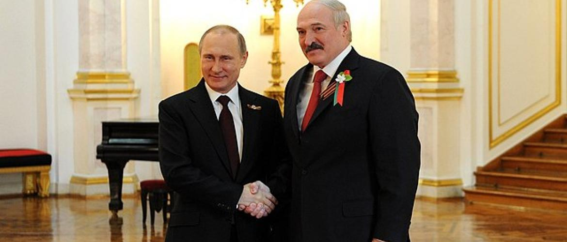 Belarus to join Russia?
