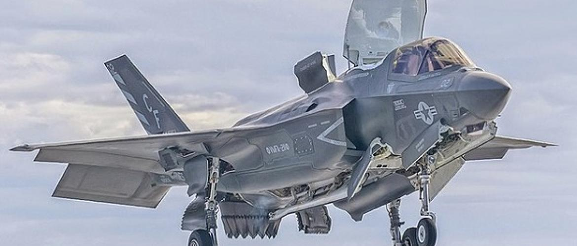 Turkey out of F-35 program?