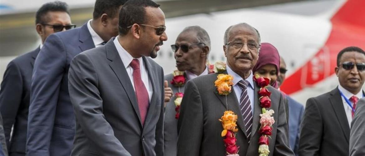 Eritrea's economic progress a good sign for regional stability