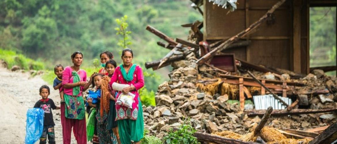 Women, girls should be engaged in disaster risk management