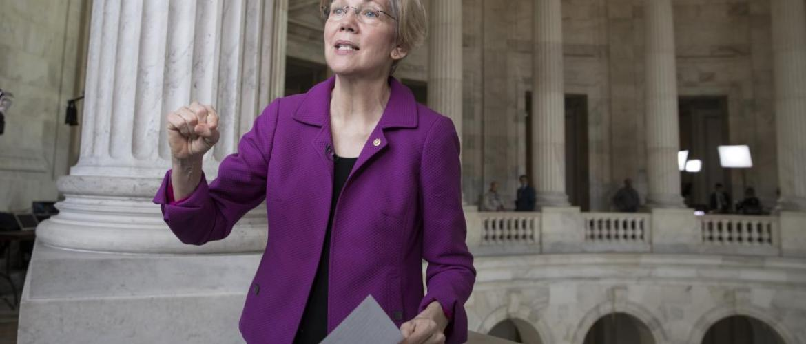 Elizabeth Warren impugned