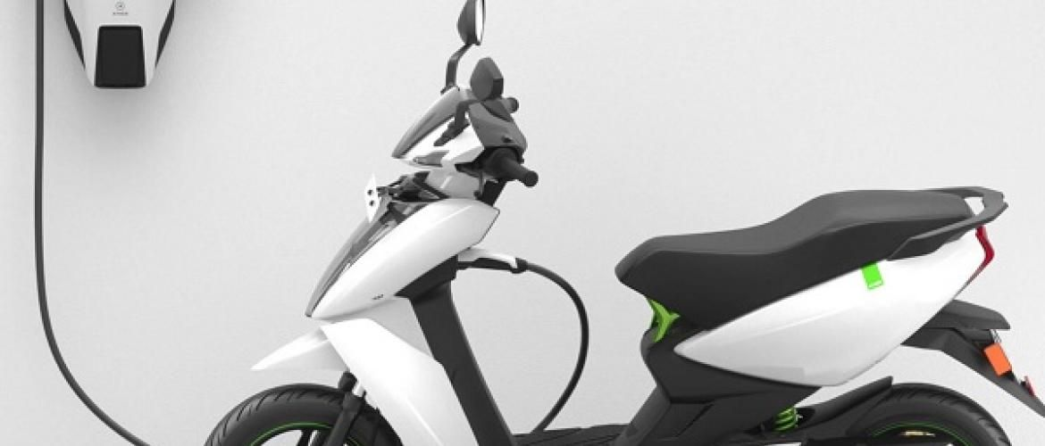 India's e-Scooter revolution
