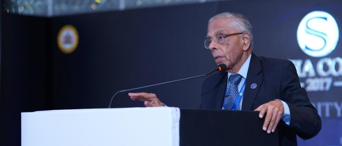 Synergia Conclave : definitely the best – MK Narayanan
