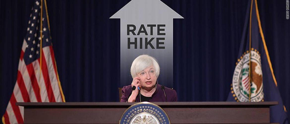 US rate hike