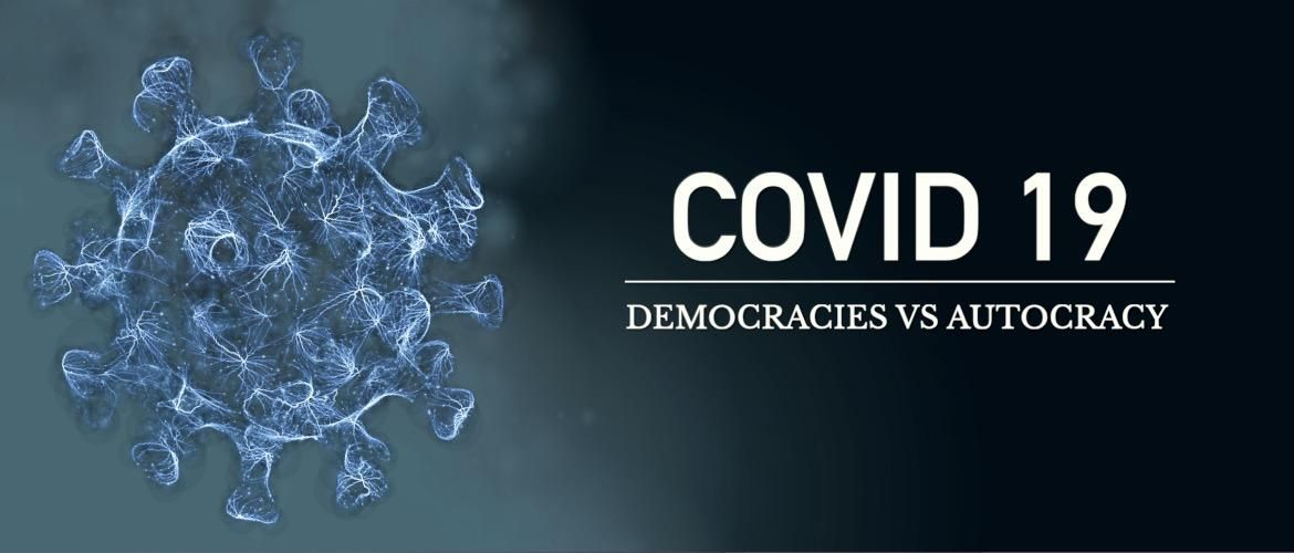 Democracies vs Autocracies in COVID-19