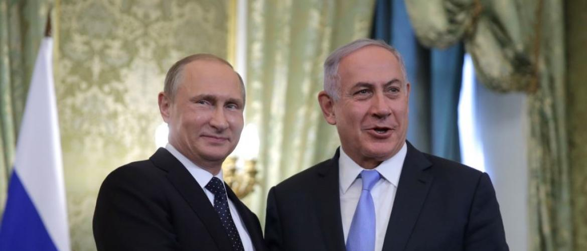 Netanyahu-Putin meet amid escalating tensions