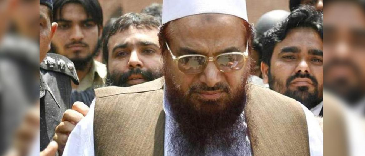Hafiz Saeed Jailed: Bending to Pressure