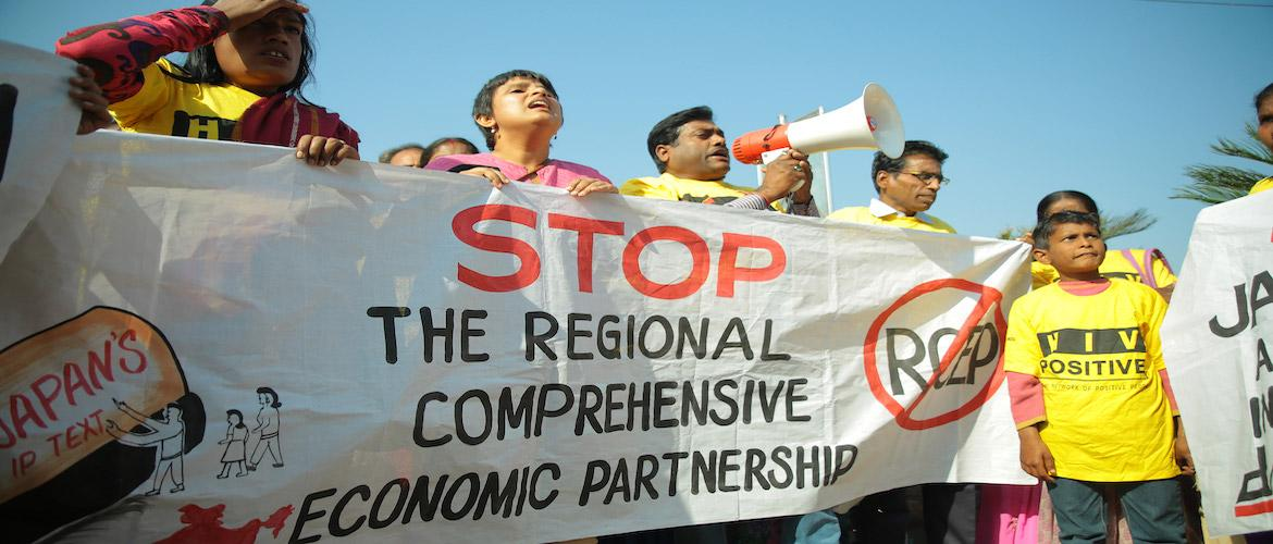 RCEP & India- Dodging Competition
