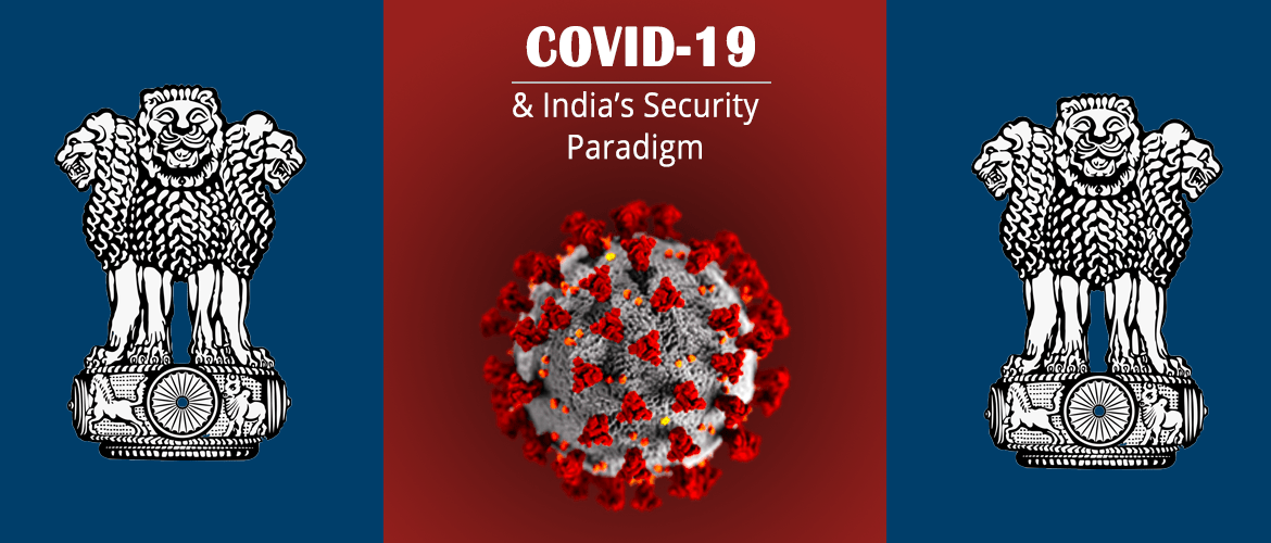 COVID-19 & India' security paradigm