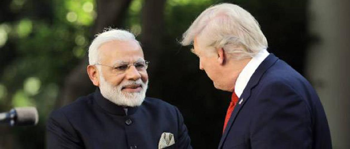 Indo-US Trade & Defence Agreement