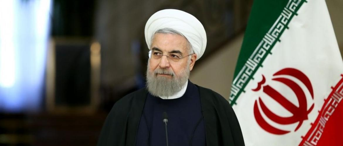 Rouhani warns not to scrap JCPOA