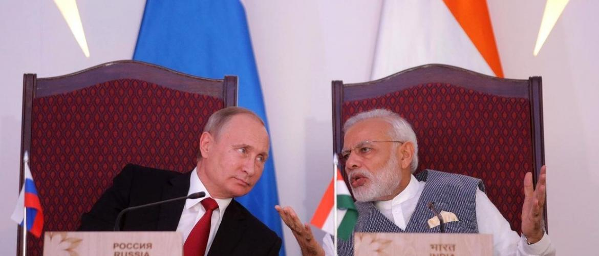 Russia-India ties in a changing world