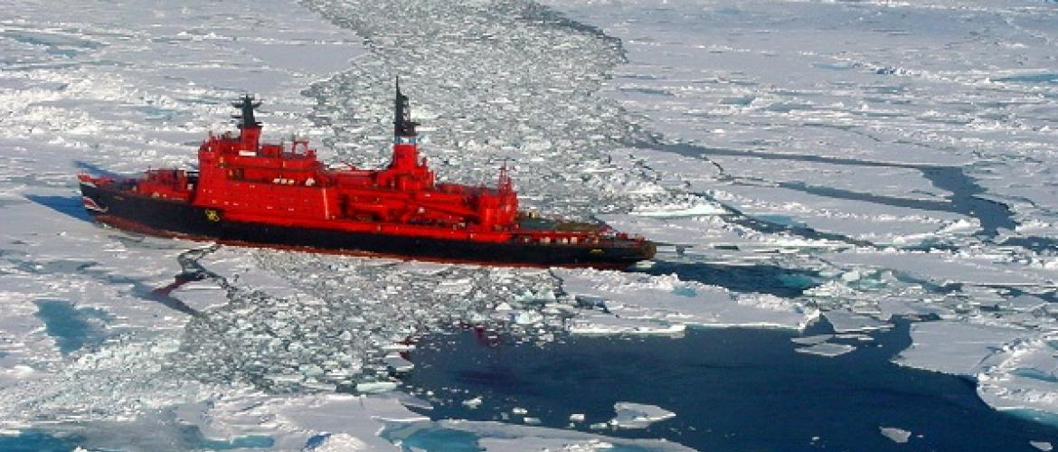 Russia gambles on Arctic shipping