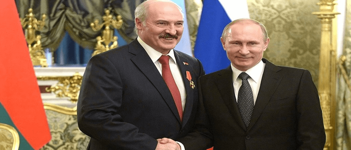 Russia's Stakes in Belarus