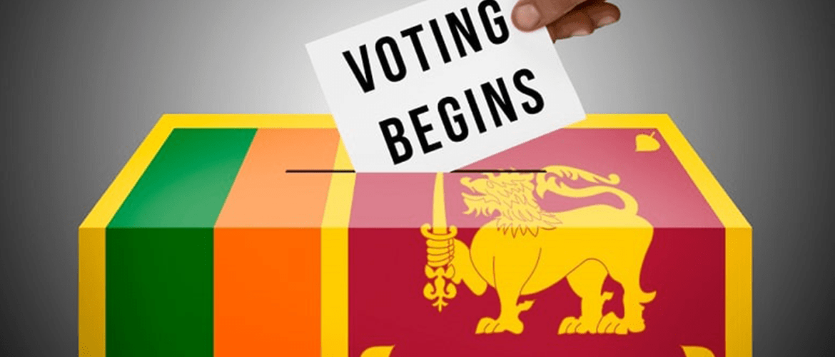 Sri Lanka Elections: Vote for Stability