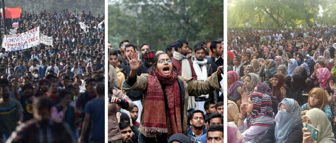Student Unrest: Moral Compass or a Disconnect