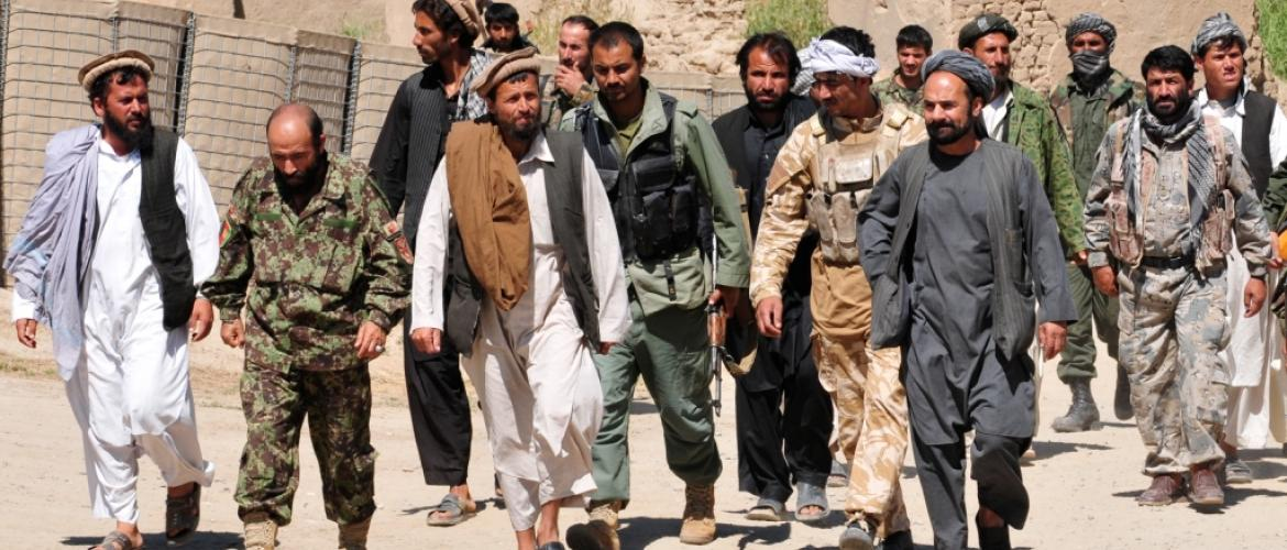 Taliban negotiates with Afghanistan