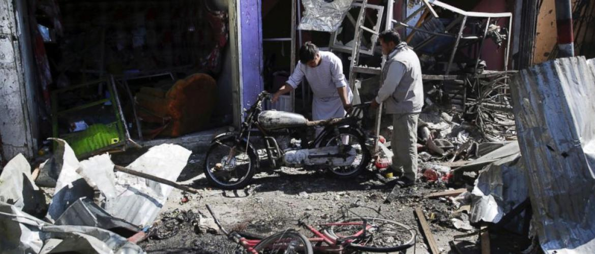 24 dead in Kabul car bomb attack