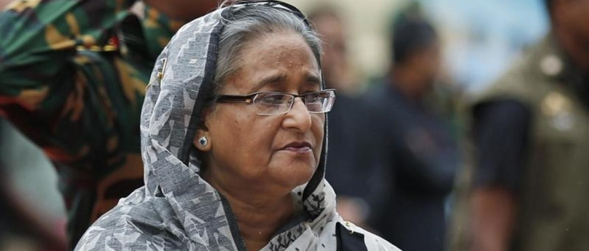 Bangladesh: one-party state?
