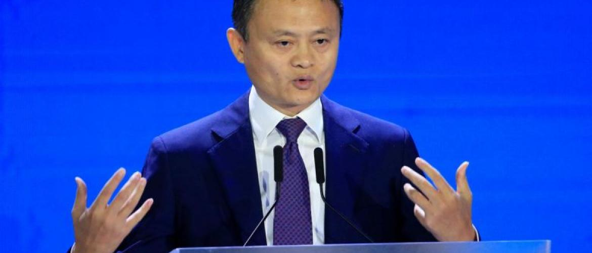 """Trade War  for 20 years"": Jack Ma"