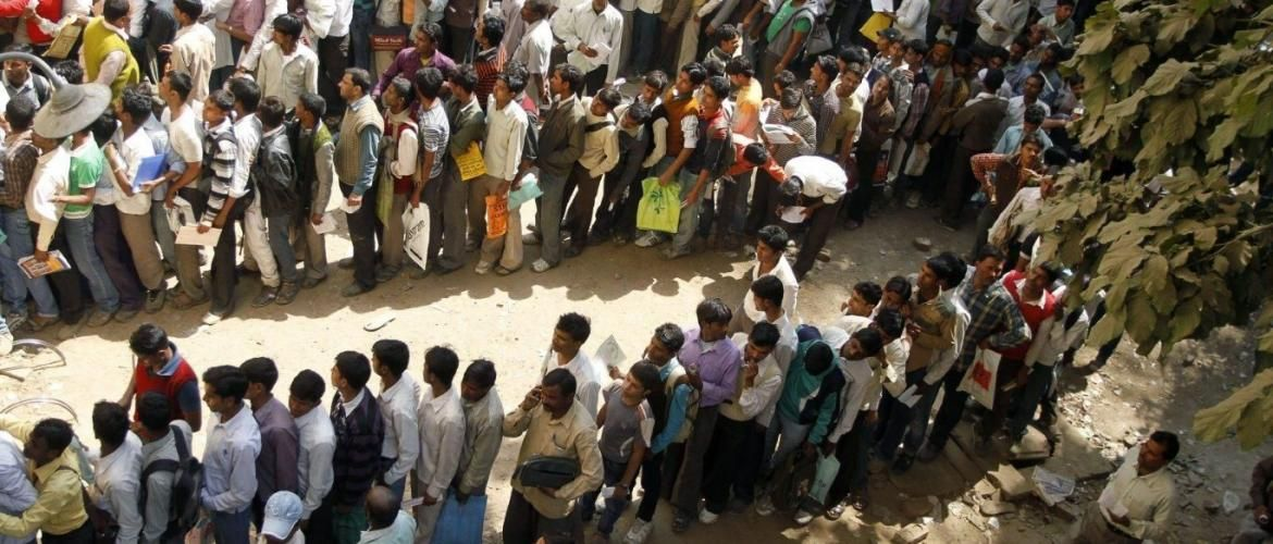 India's unemployment rate highest in 45 years