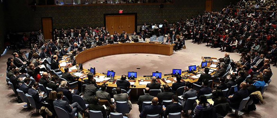 UNSC resolution on Syria rejected