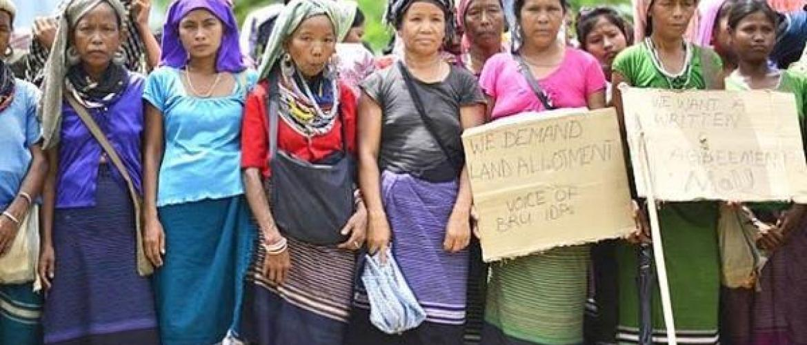 Mizoram Brus: The Reluctant Returnees