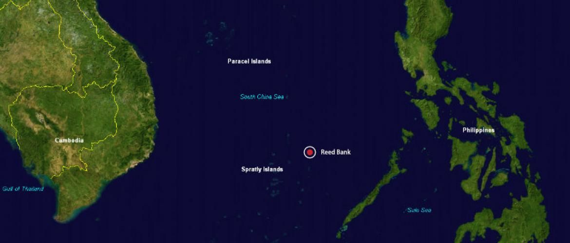 Chinese vessel sinks Philippine boat