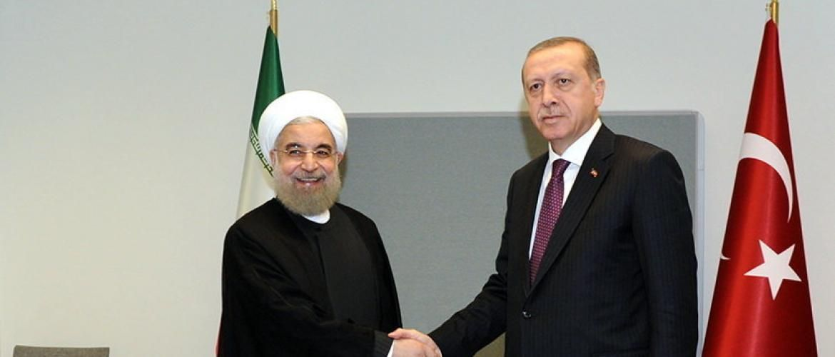 Reset : Turkey & Iran