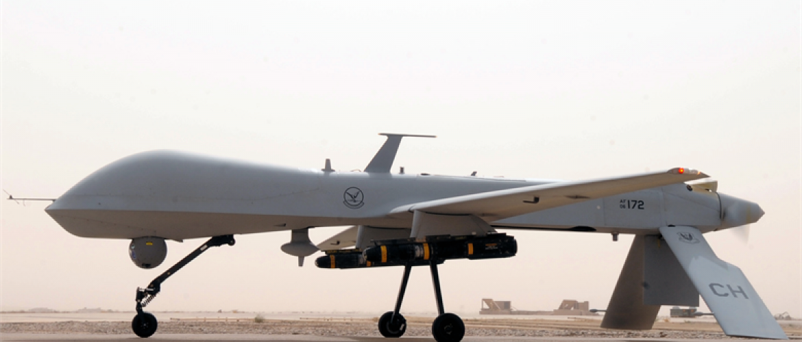 Drones: New Weapon In The Terrorist's Arsenal