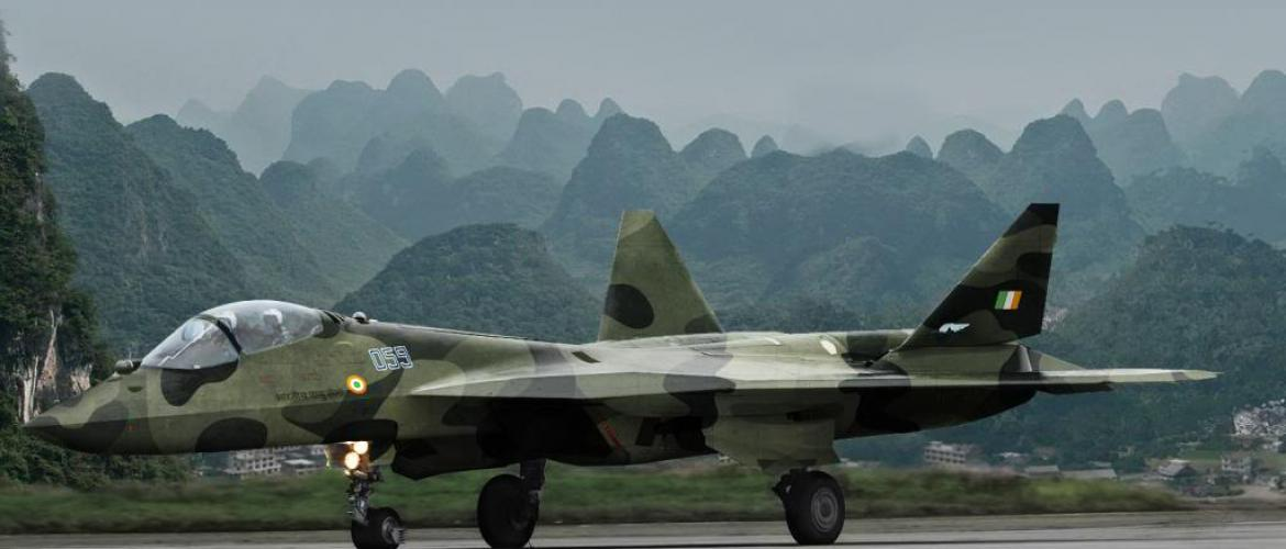 FGFA (5th Generation Fighter Aircraft) for the IAF