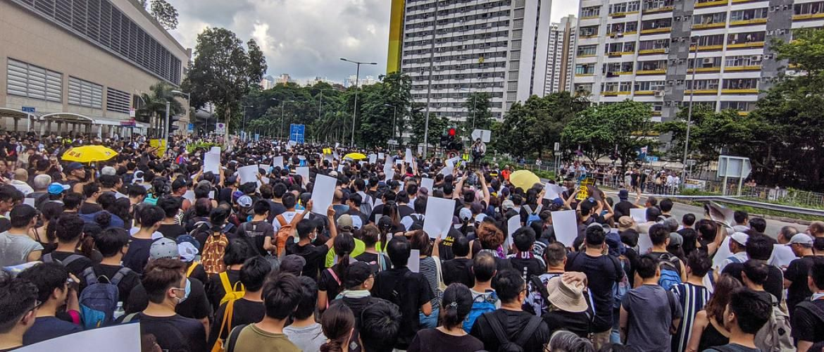 Hong Kong: Where is the violence leading to?