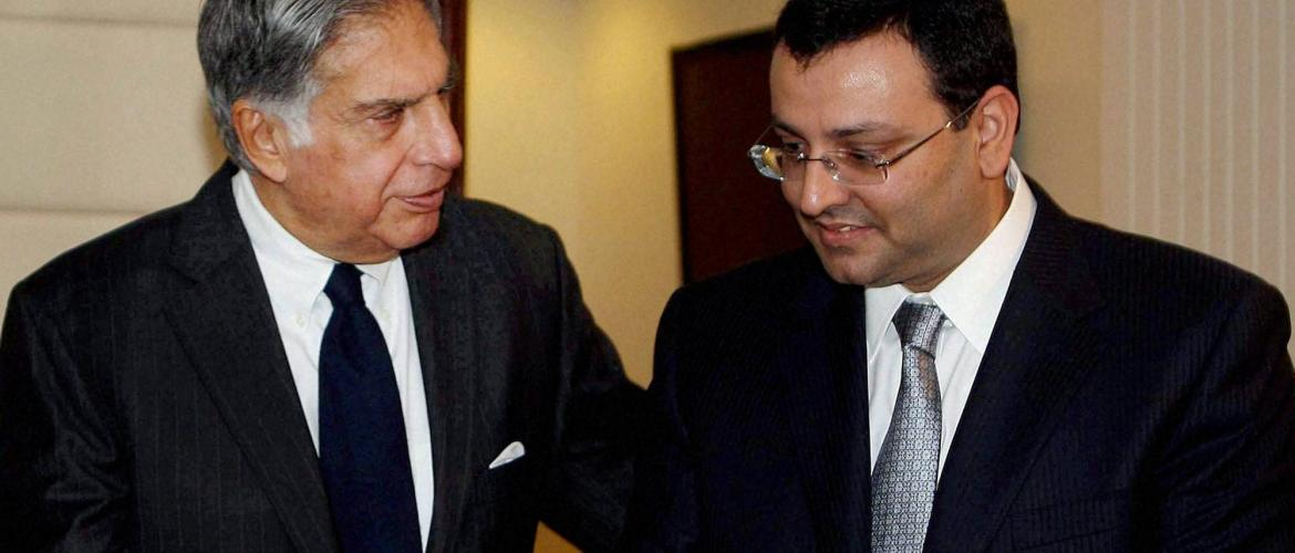 Tata Chairman- FIRED