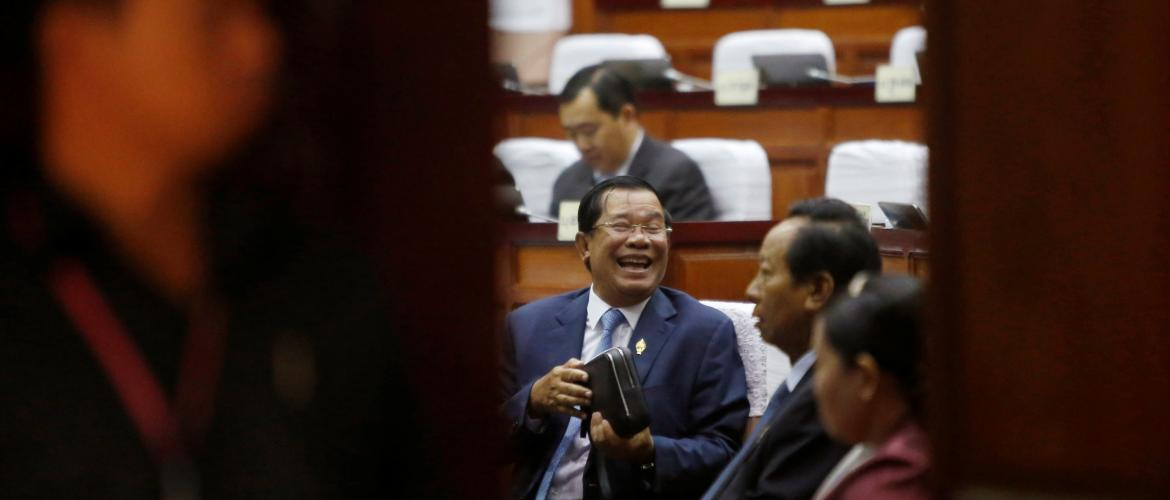Cambodia's amended law